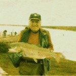 toms 11lb11oz trout