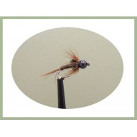 Barbless Tungsten Bead Pheasant Tail