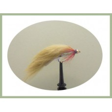 Barbless Goldhead Olive Zonker