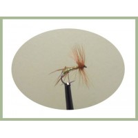 Barbless Olive Hopper