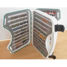 ULTIMATE TRADITIONAL - 400 Flies presented in Airflo Competition Fly Box