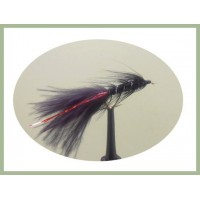 Flash Damsel - Black/Red