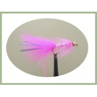 Goldhead Flash Damsel - Pink/Blue
