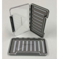 Slimline Water Tight Troutflies Fly Box