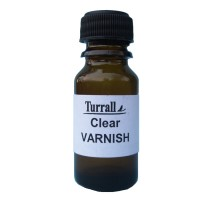 Turrall Fly Tying Varnish - Clear
