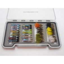 40 Muddlers, Minnow and Rolled - Boxed Set