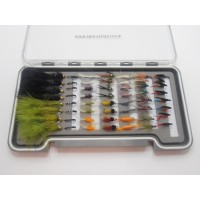 56 Cool Weather Reservoir Flies Boxed Set