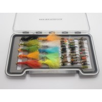 40 Goldhead Nymph and Lures Boxed Set