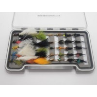 35 Mixed Lure and Nymph - Good Winter Set - Boxed Set