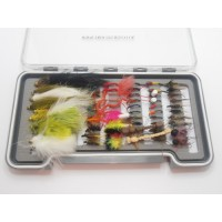 Ultimate Still Water Boxed Set - 60 Named flies