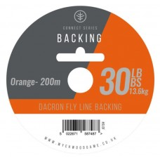Connect Series Backing Line Orange 200m