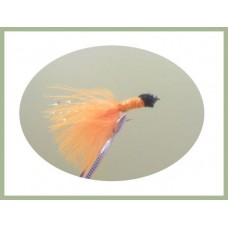 Tungsten Orange Tadpole - Plain