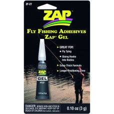 Zap-A-Gap Fly Fishing Adhesive GEL