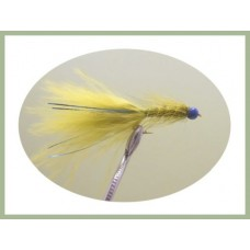 Hothead Flash Damsel - Olive/Blue