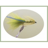 Flash Damsel - Olive Blue