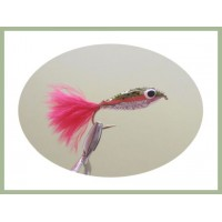 Red Epoxy Minnow