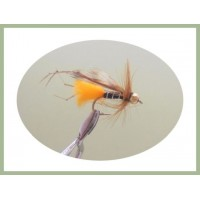 Gold Bead Orange Tail Hopper