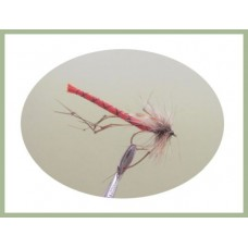 Detached unweighted Daddy Long Legs - Red