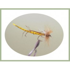 Detached unweighted Daddy Long Legs - Yellow
