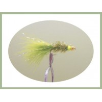 Hothead Olive Fritz - Double Bead (lime)