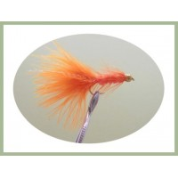 Goldhead Orange Woolly Bugger