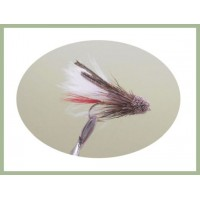 White Muddler Minnow