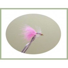 Mini White Pink Tailed dancer