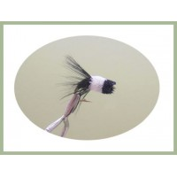 Carp Zig Bug - Black and White