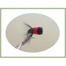 Carp Zig Bug - Black and Red