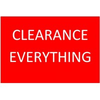 Clearance - Everything