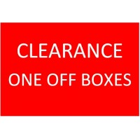 Clearance - One Off Boxed Sets