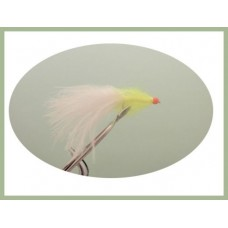 Straggle Hothead - Solid Body - Chartreuse