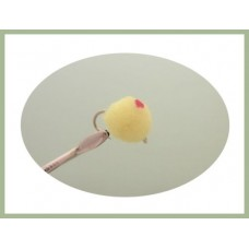 Yellow Red Spot Egg