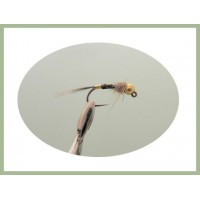 Barbless Gold Tag  Jig