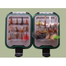 Lanyard Box - 24 Mayfly and Sedge