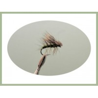 Barbless Elk Hair Caddis Sedge