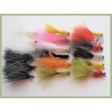 18 Bead Eye Lures - Cats, Dogs and Humongous