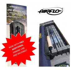Airflo Complete Outfit 9FT 6/7 WITH FREE TROUTFLIES SINKING LINE