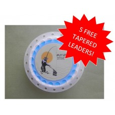 Troutflies Ice Blue Intermediate fly Line, With Backing Attached and 5 FREE LEADERS!