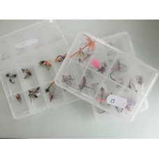 Bargain Pocket Box - 24 Flies