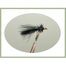 Barbless Black Red Nosed Nomad