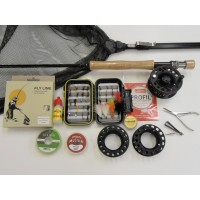 Complete Fly Fishing Set Up