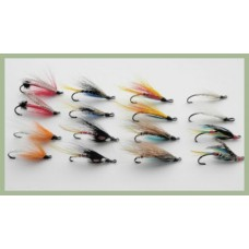 16 Salmon or Sea Trout Singles