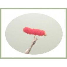 Mop Fly - Red, Goldhead
