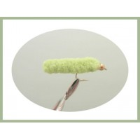 Mop Fly - Lime Goldhead