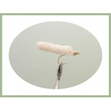 Mop Fly - White Goldhead