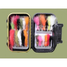24 Mixed Lures - Boxed Set 4 Varieties