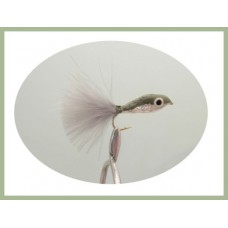 Grey Epoxy Minnow