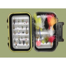 35 Per Box - Mixed Flies - Bargain Deal