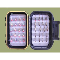 40 Hothead Buzzers/Nymphs Boxed Set